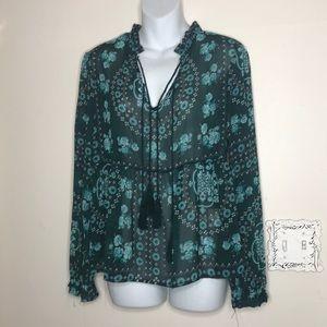 Taylor & Sage blouse